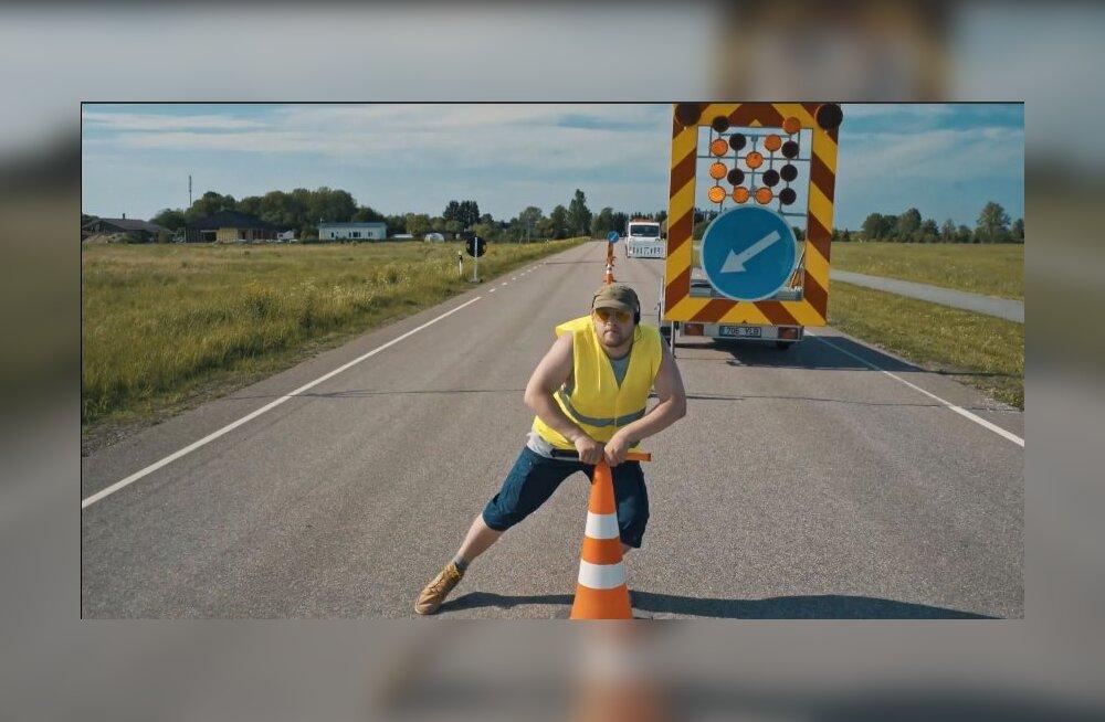 VIDEO | Eriti originaalne: Maanteeameti uus teavituskampaania naerutab eestlasi!