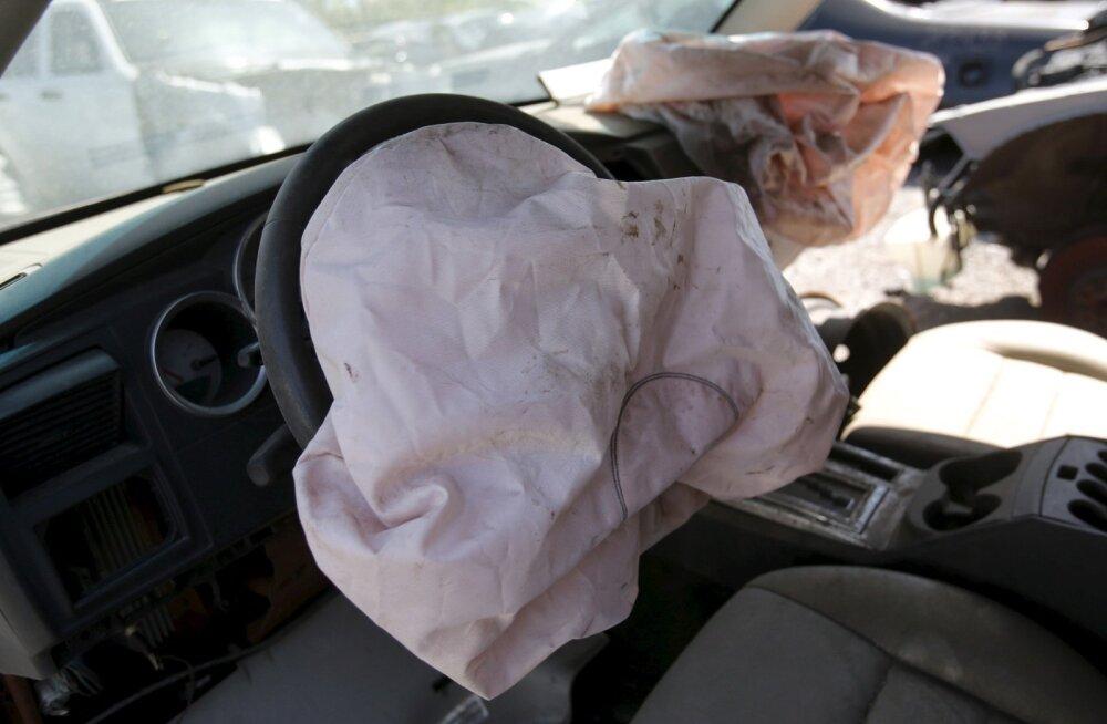 Проверьте, может ли ваш автомобиль иметь опасные подушки безопасности