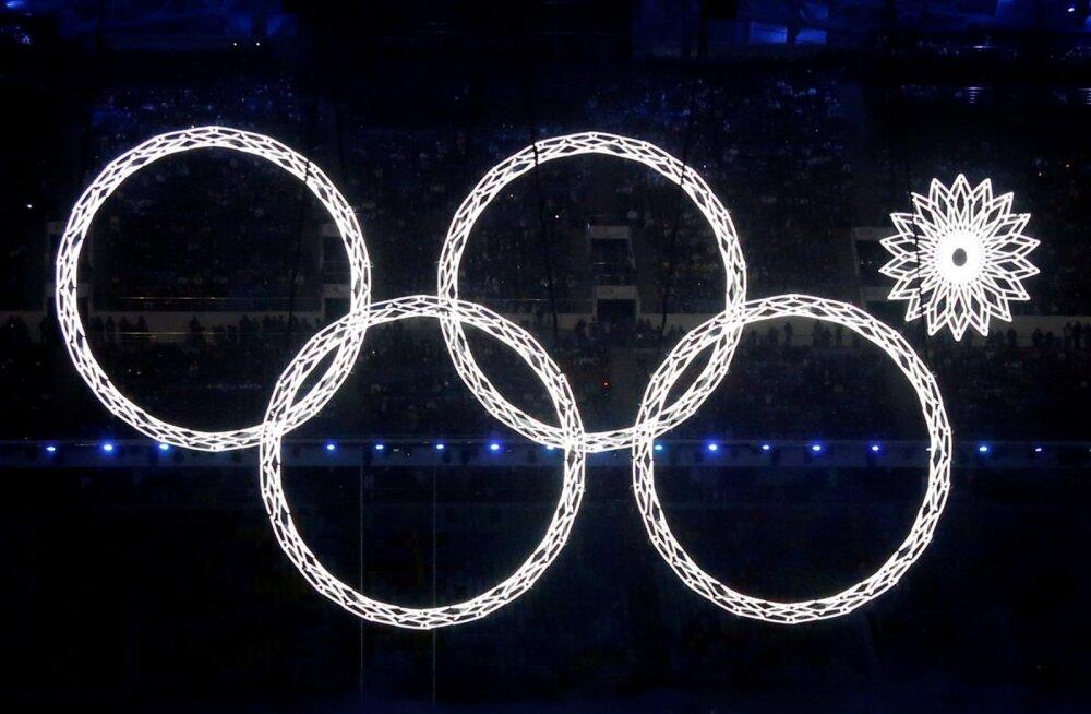 Venemaa korraldab Sotšis oma olümpia, kus võistlevad need sportlased, keda PyeongChangi ei lubata