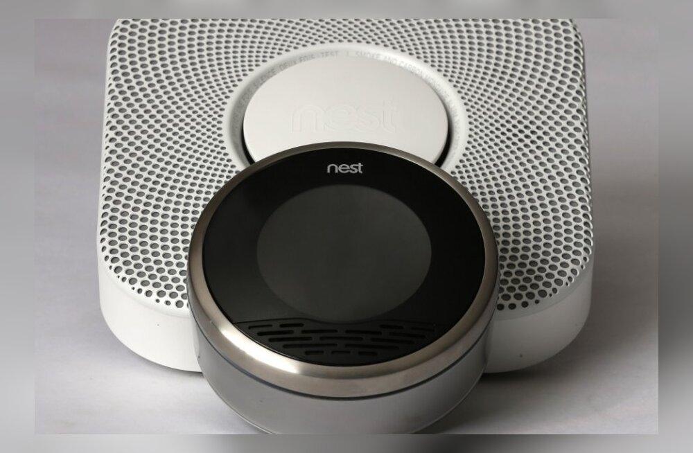 Google ostis Nesti – miks otsinguhiid himustab nutikat termostaati ja suitsuandurit?