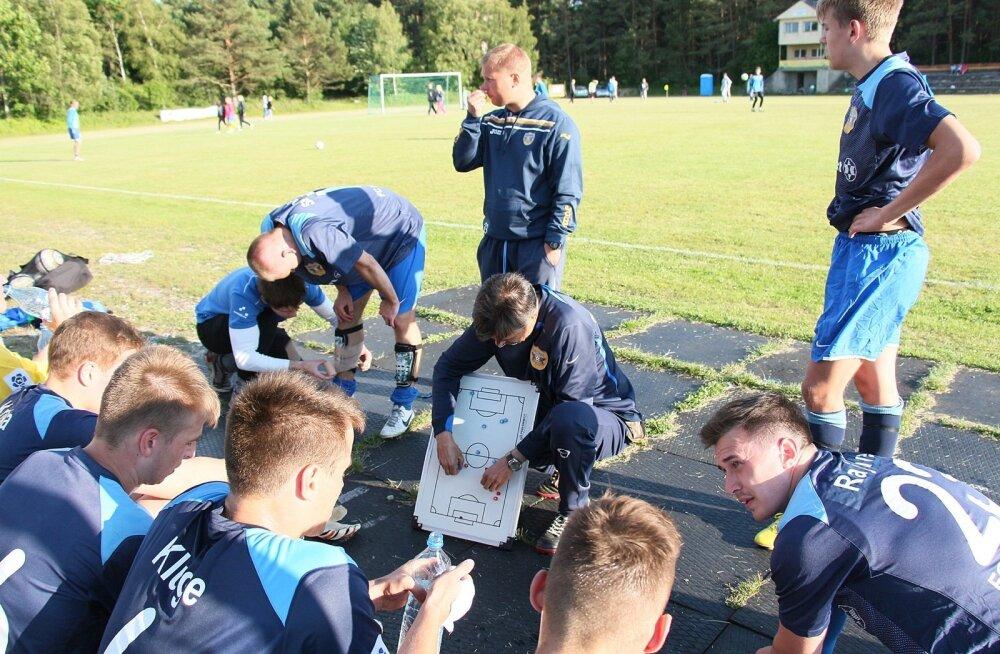 Saaremaa ja Hiiumaa jalgpallimaavõistlus
