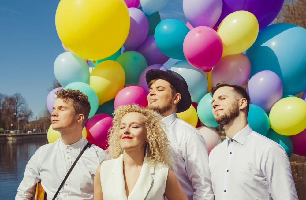 Curly Strings läheb suve teises pooles 30-kontserdilisele juubelituurile üle Eesti!