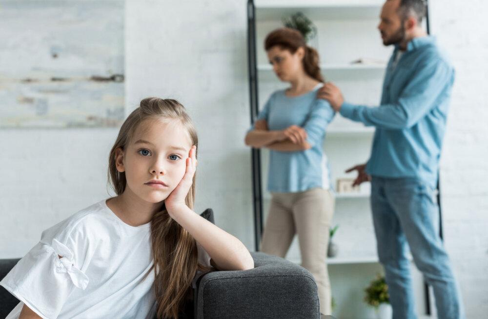 Ebaterve lähedus vanema ja lapse suhtes