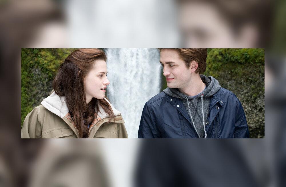 """Kas Bella ja Edward tulevad tagasi? """"Videviku""""-saaga autor annab lootust!"""