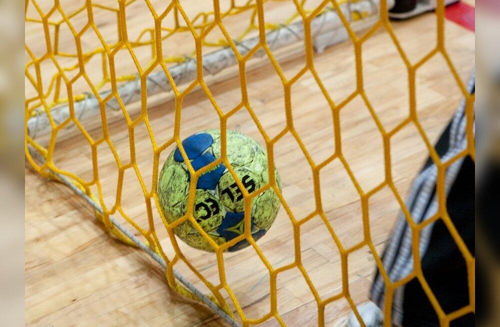 Leedulased eksamineerivad käsipalli Balti liigas liidermeeskonda