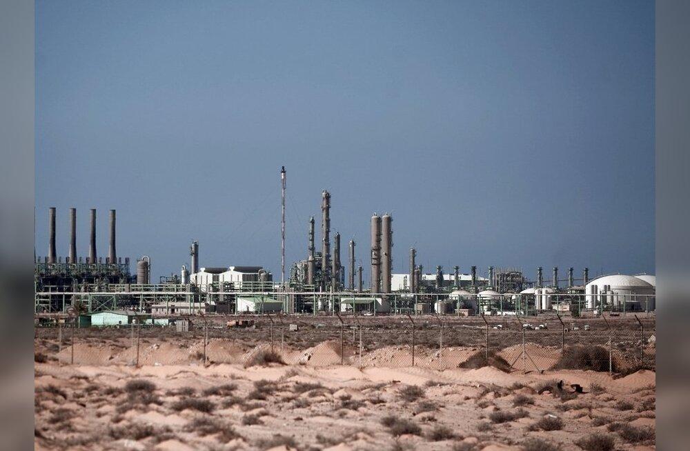Euroopa Liit tühistas sanktsioonid Liibüa sadamatele ja naftafirmadele