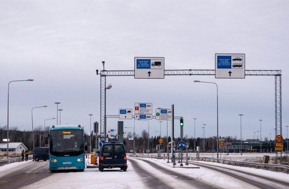 Küsitlus: 58 protsenti soomlastest toetab piirikontrolli taastamist