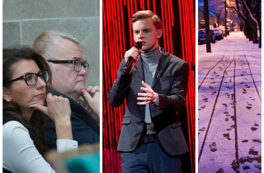 linnapea, Eesti laul, lumi