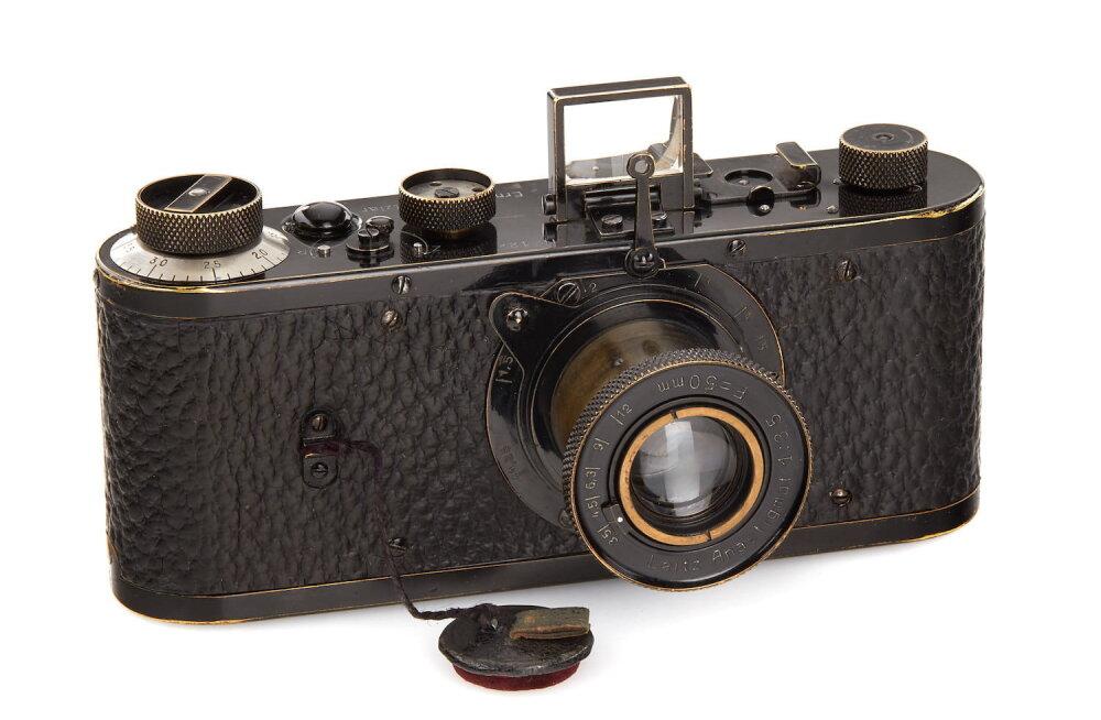 Vana kaamera võib maksta terve varanduse