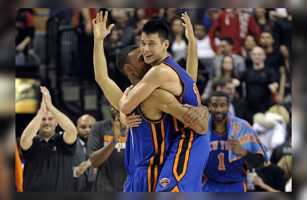 Jeremy Lin, NBA