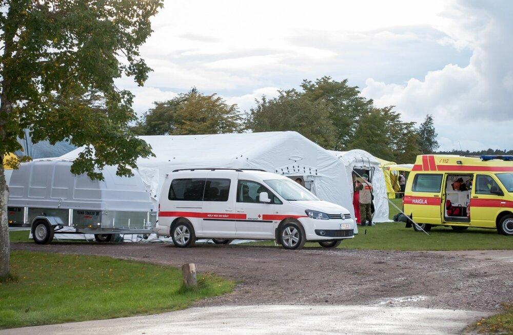 ÜLESKUTSE   Aitame Kuressaare haiglat, kes vajab kiiresti isikukaitsevahendeid