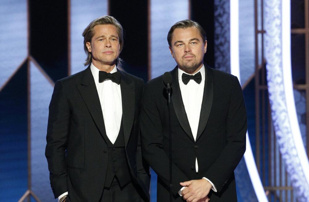 Leonardo Dicapriol on Brad Pittile mitmetähenduslik hüüdnimi: see tekitab veidi segadust, aga ma lepin olukorraga