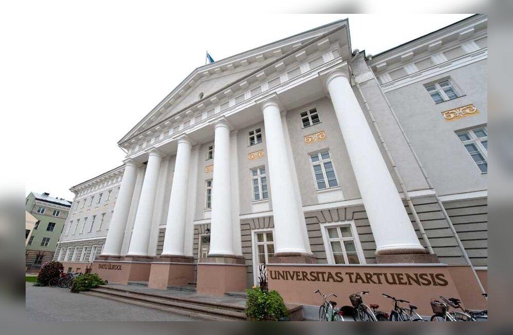 Tartu Ülikool jõudis bioloogias ja biokeemias maailma tippude hulka