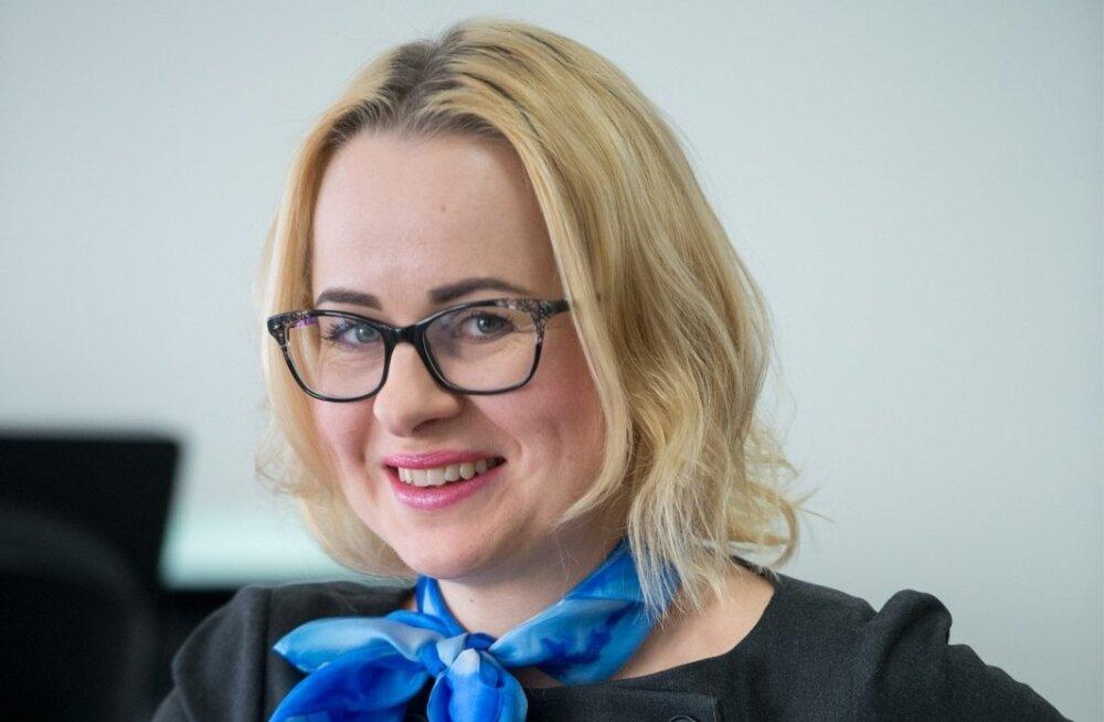 Maria Jufereva, Lasnamäe linnaosavanem
