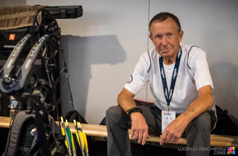 79-aastane vibusportlane Kiskonen: võin veel noorematele tuule alla teha küll!