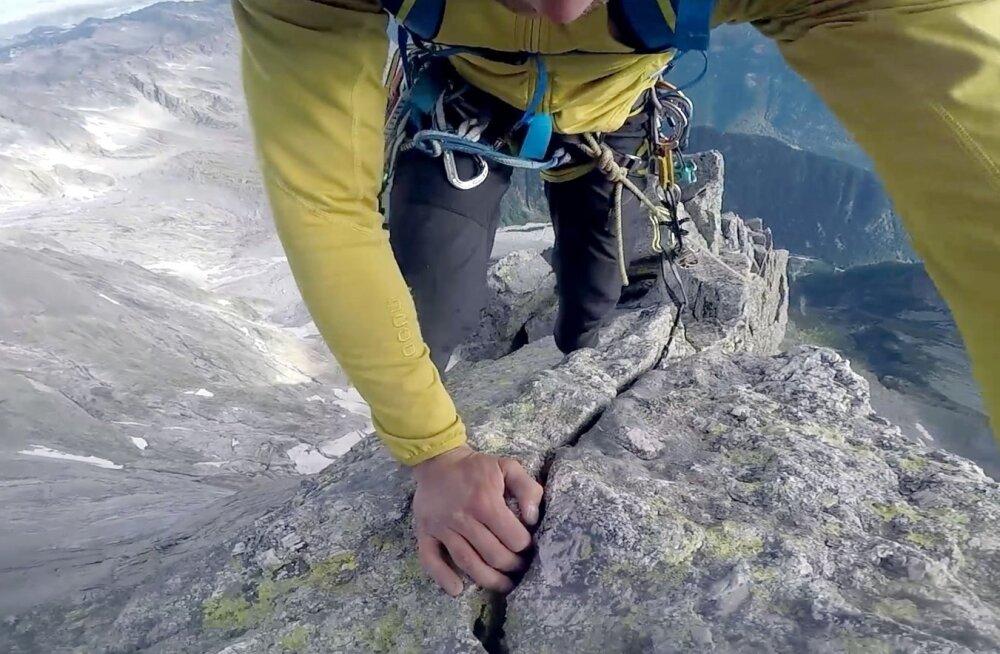 Alpinist.