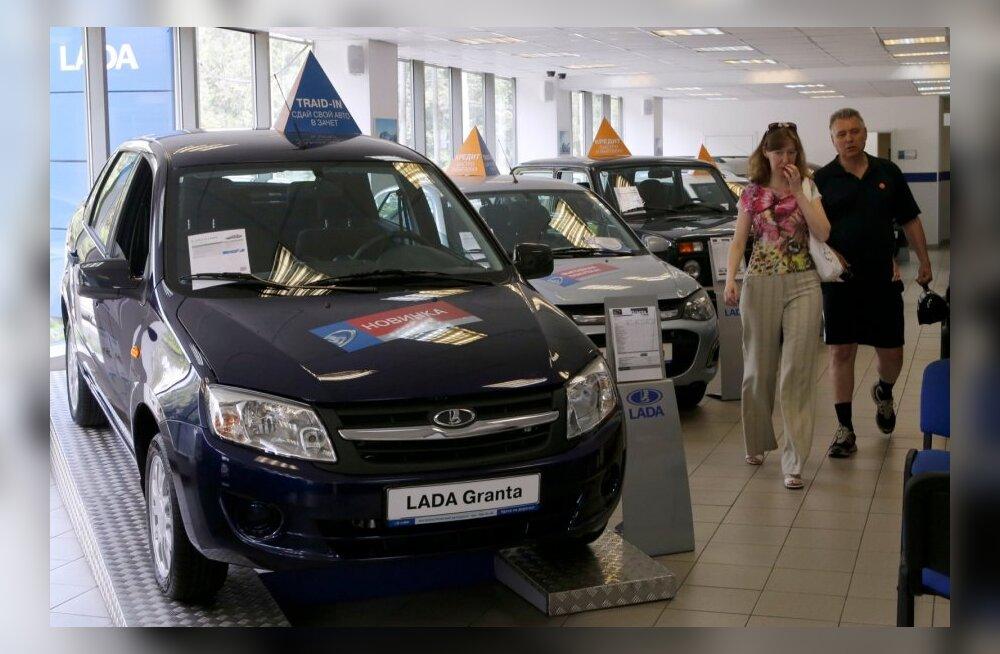 Automüügisalong Venemaal