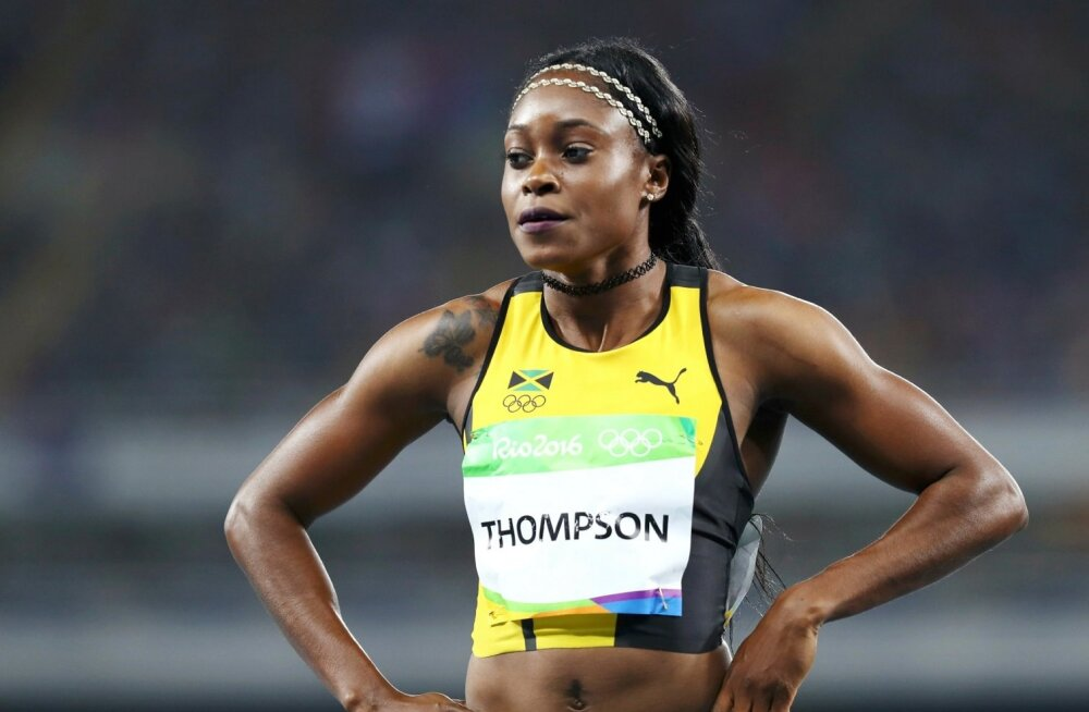 OLYMPICS-RIO-ATHLETICS-W-100M