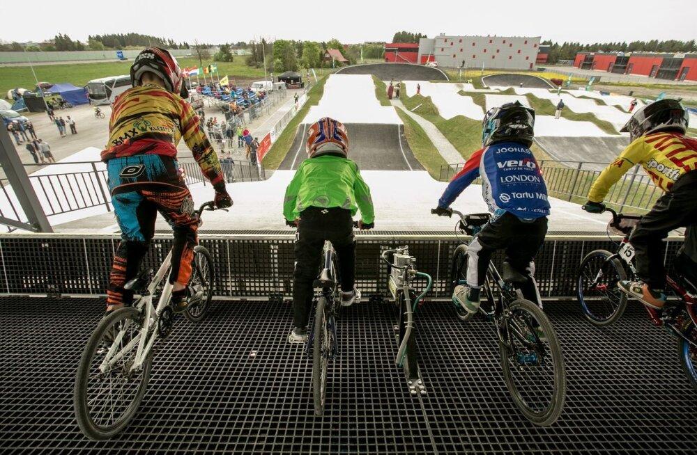 BMX-i jalgrattakross