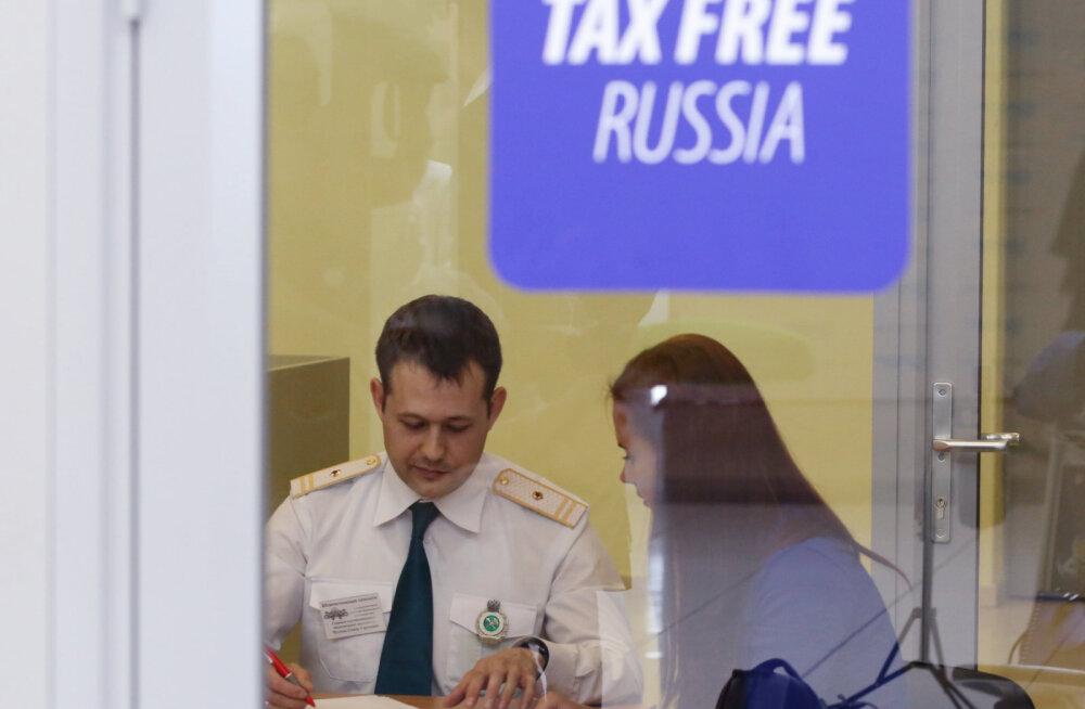 Система tax free для возврата НДС иностранцам начинает работу в России в тестовом режиме