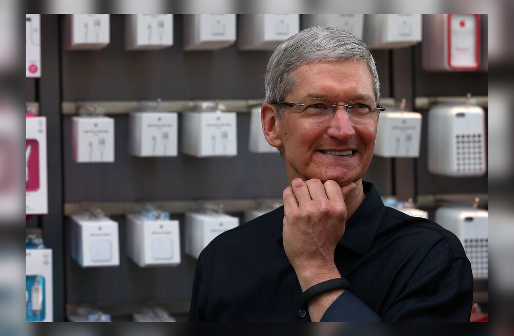 Apple'i juht Tim Cook