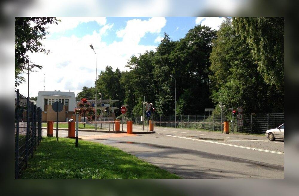 В Литве задержаны двое вооруженных пограничников из России