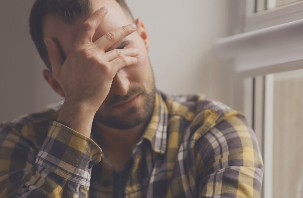 Mees avaldab ühe häiriva põhjuse, miks ta ei suuda oma naist enam suudelda
