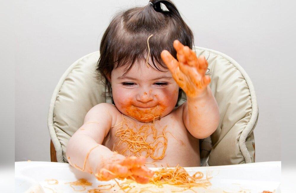 Pane laps tervislikult toituma — 5 nippi