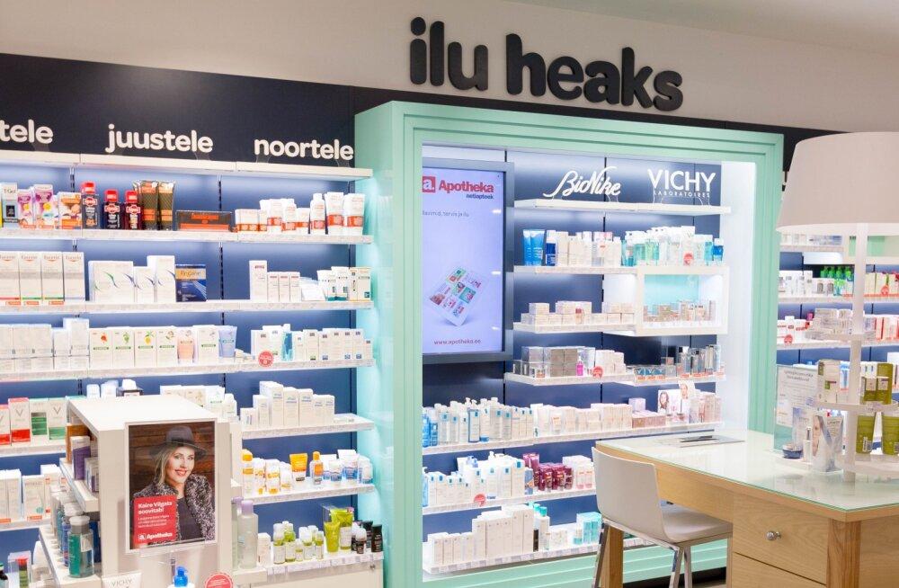 Tihe konkurents on pannud apteegiketid investeerima