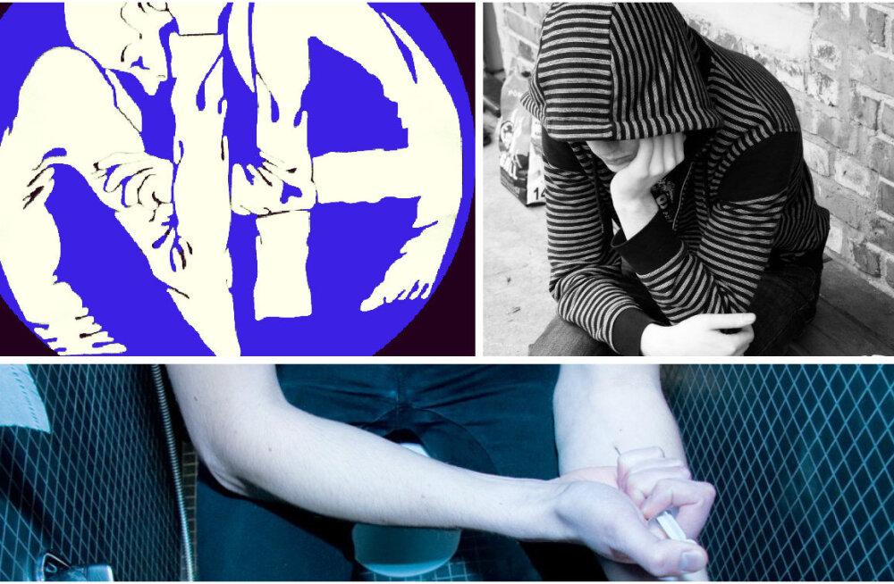 Дима, 30, выздоравливающий наркоман: первый раз я попробовал наркотики в 9 лет