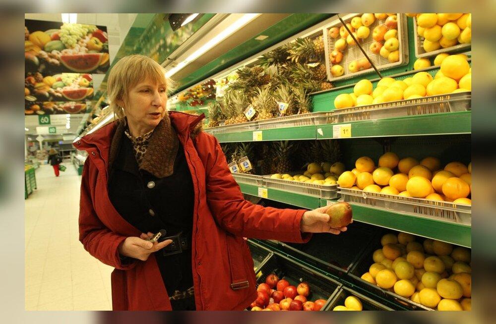Prisma protestib kõrge käibemaksu vastu ja lasi hinnad 16,67% alla