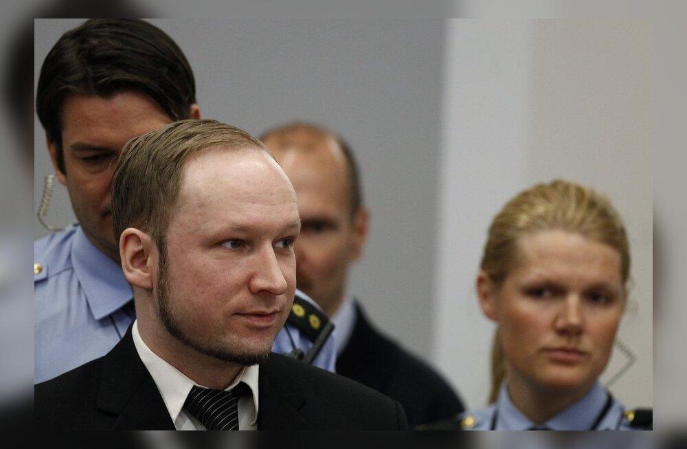 Breivik harjutas inimeste tulistamist Utøyal arvutimängu abil