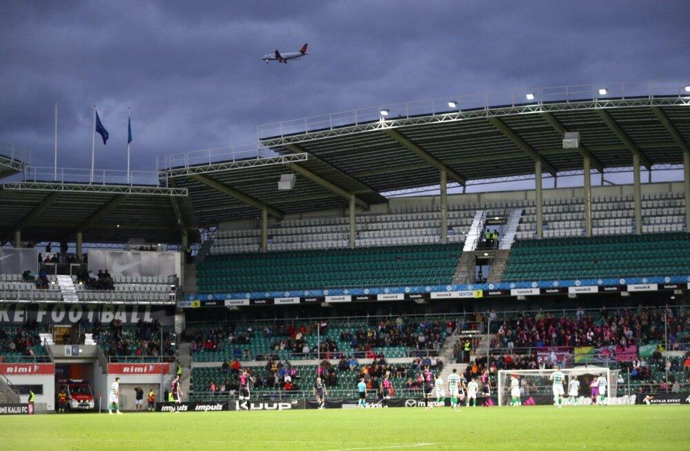 Kalju piletipoleemika taustal: kui palju küsivad euromängude eest Eintracht ja Celtic?