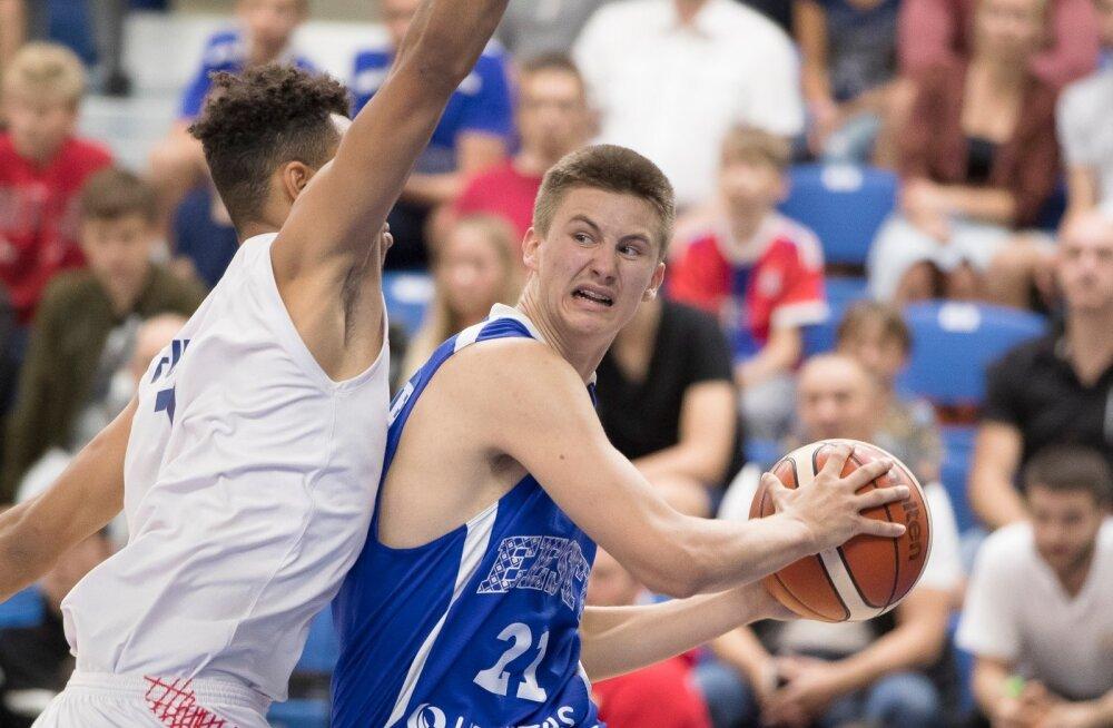 U18 korvpallikoondis, Hendrik Eelmäe