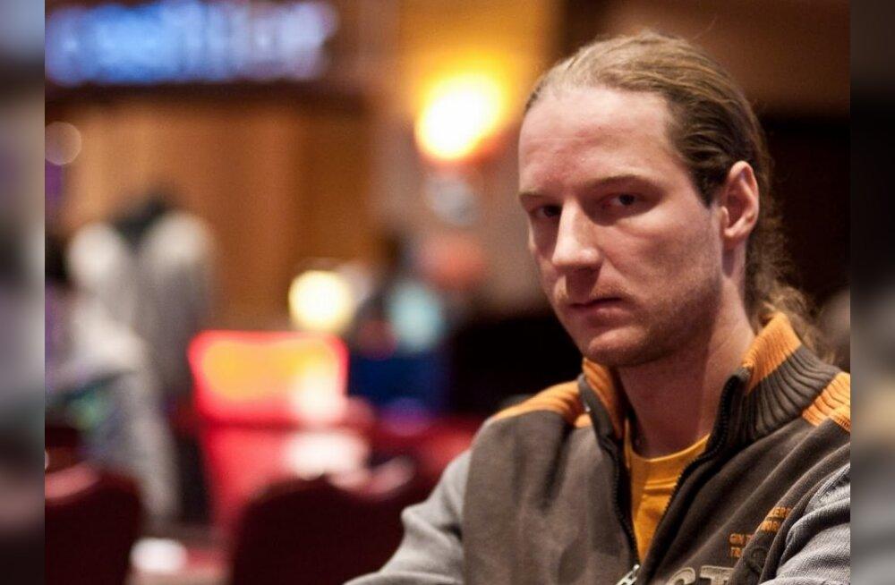 Runnar Lindepuu võitis Unibet Open kõrvalturniiri