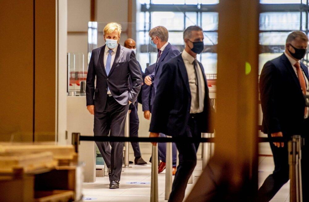 Madalmaade kuningas Willem-Alexander külastas 4. septembril Schipoli lennujaama Amsterdamis.