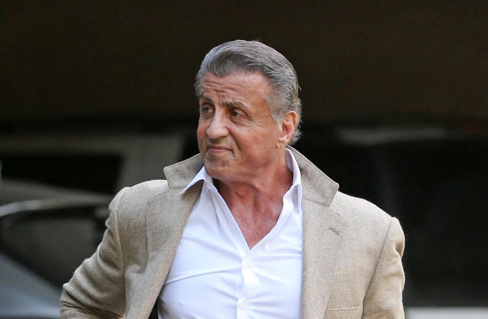 Kes on järgmine? Sylvester Stallone on kimpus vägistamissüüdistustega