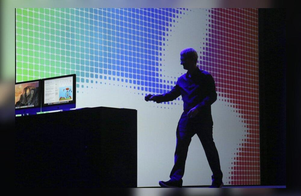Apple näitas tarkvara-arendajatele uuendatud opsüsteeme ja palju meelitavaid lisavõimalusi