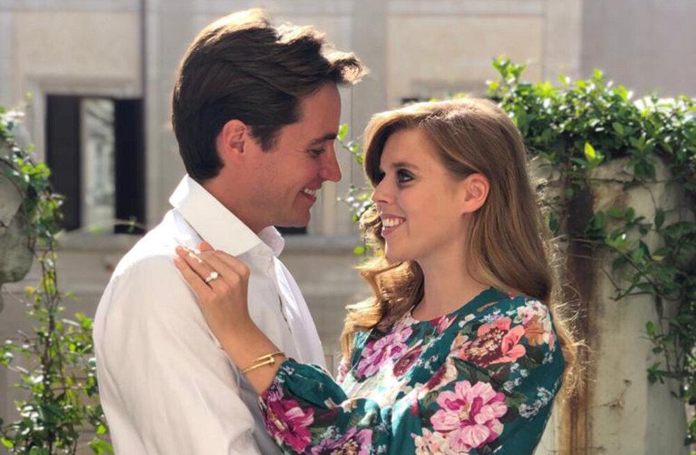 VAHVA FAKT | Äsja kihlunud printsess Beatrice teeb abielludes kuninglikus perekonnas ajalugu