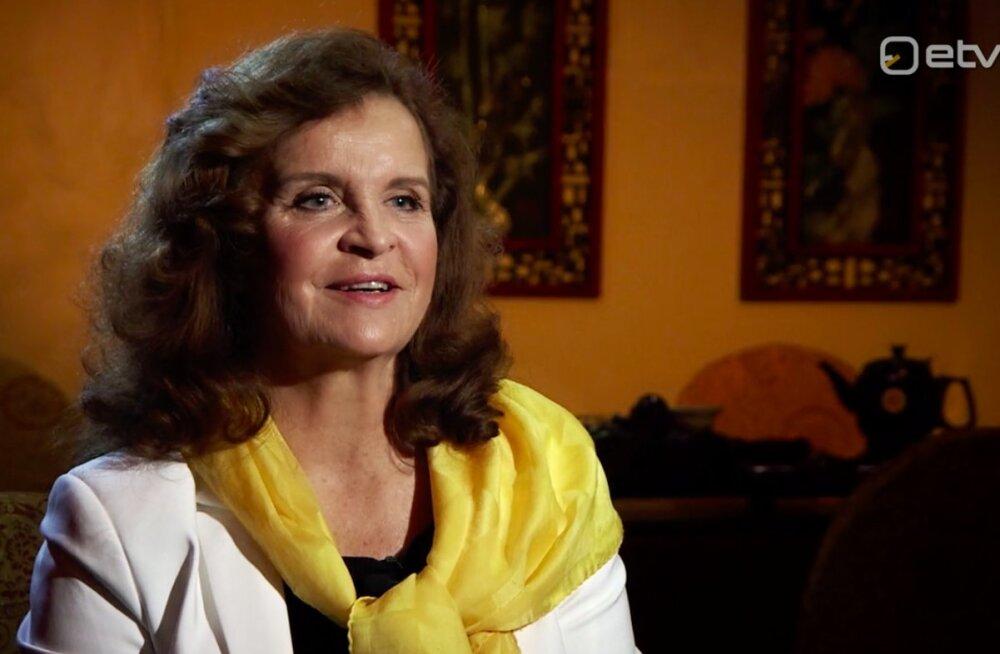Raja Teele roll jälitab Riina Heina ka 47 aastat hiljem: mõnikord ma tunnen, et mind ei ole olemas