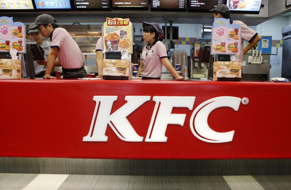KFC Baltikumi juht ütles Läti meedias välja, millal Eesti turule tullakse