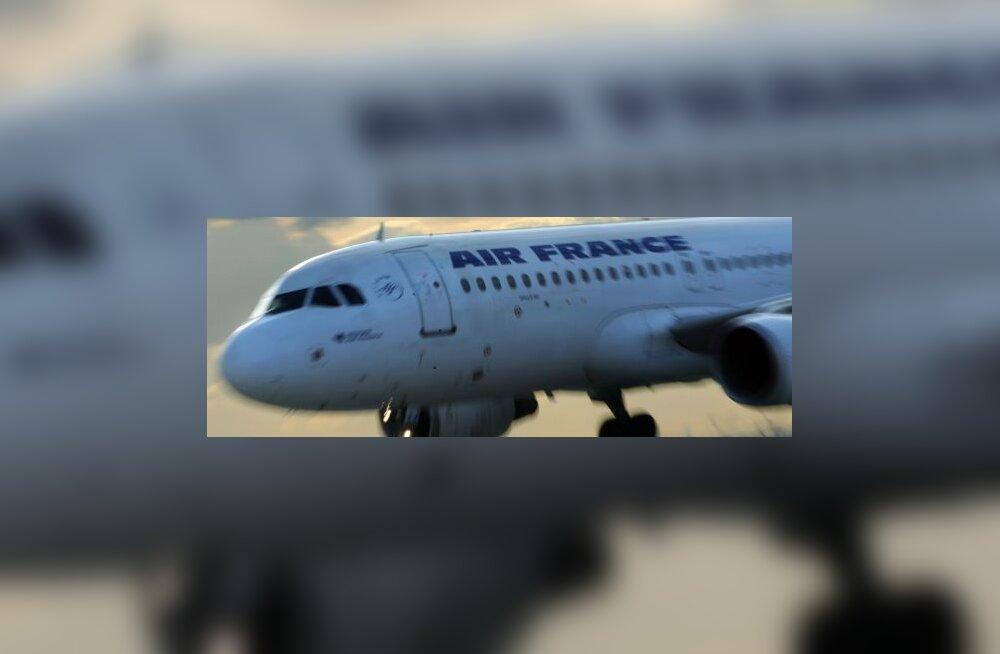 Air France'i eelmine õnnetus lõpetas Concorde'i lennud