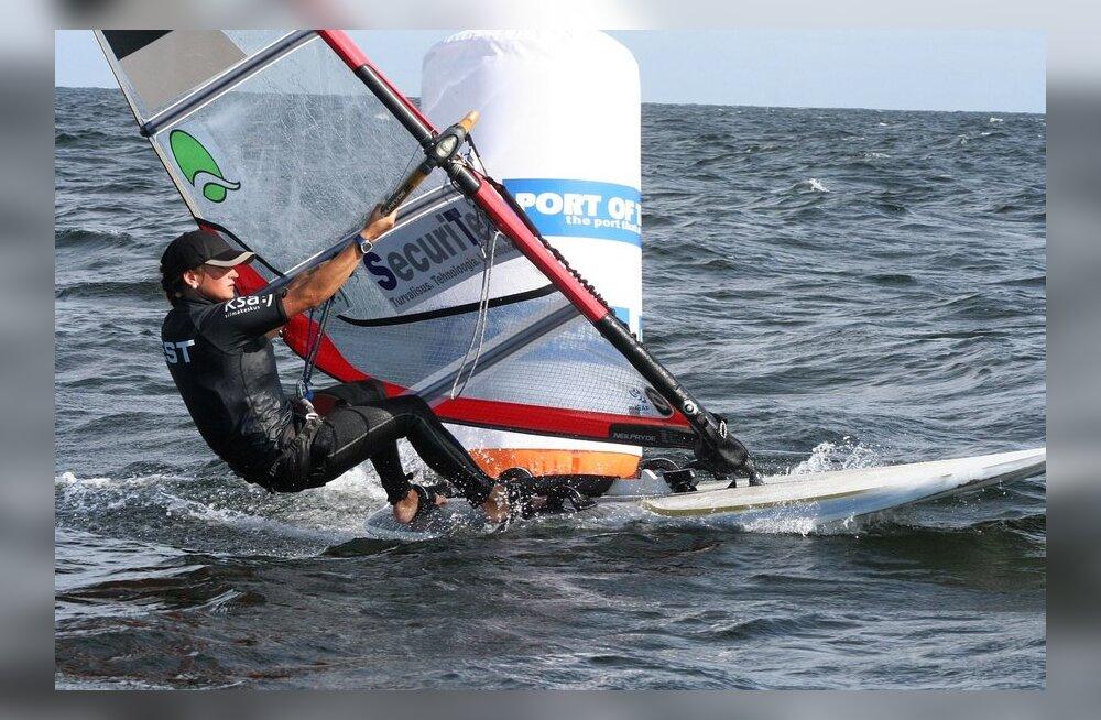 Ingrid Puusta, purjetamine