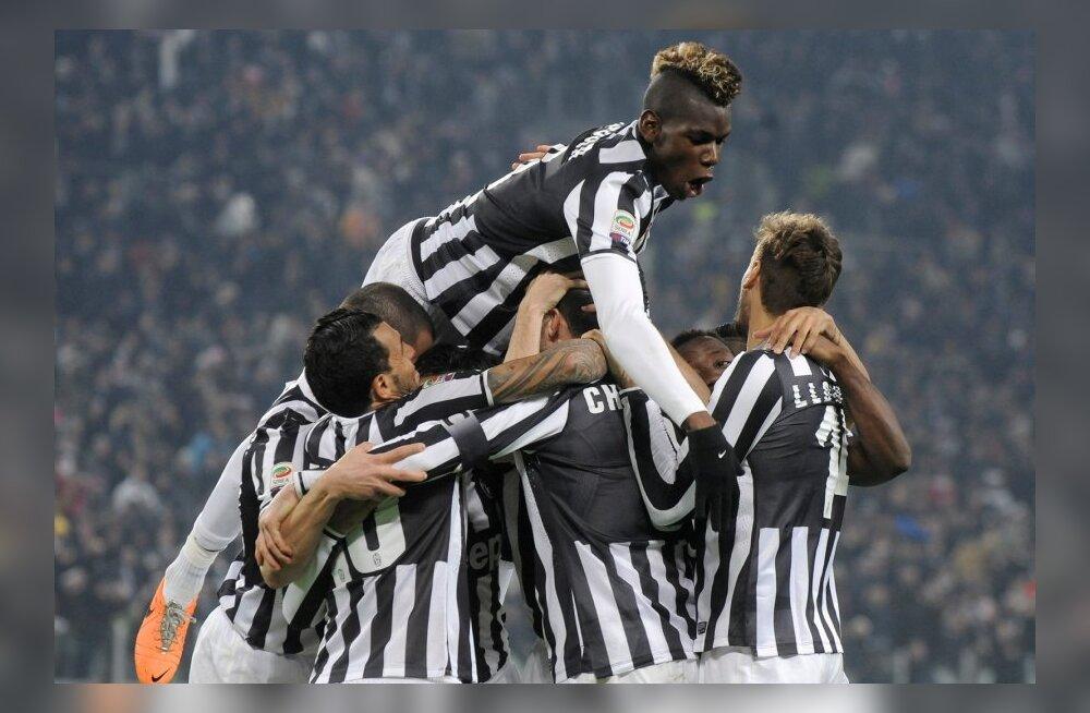 Torino Juventus, Paul Pogba