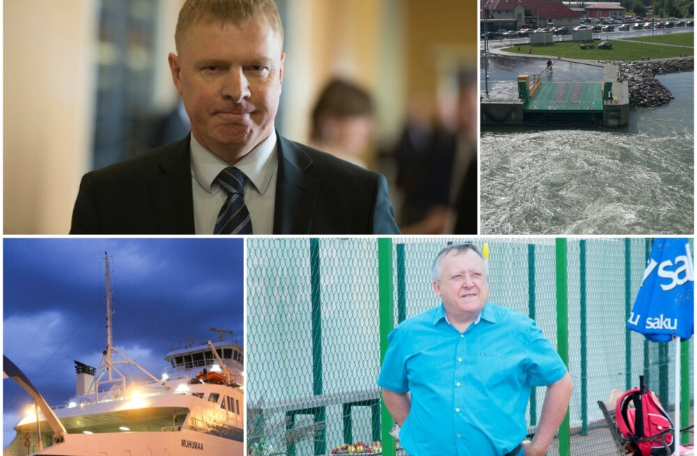 Riigikogulane Kalle Laanet käis maksumaksja rahaga Saksamaal Leedo uut liini avamas