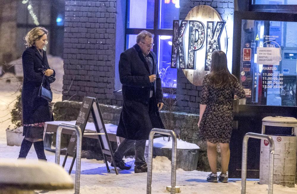 FOTOD | Toomas Hendrik Ilves korraldas väljavalitutele oma salajase vastuvõtu!