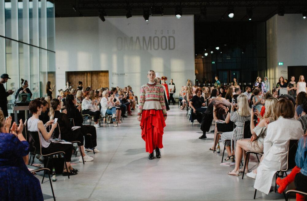 """ВИДЕО   Второй день Estonian Fashion Festival 2020: местные ремесла, устойчивость и """"медленный"""" дизайн"""
