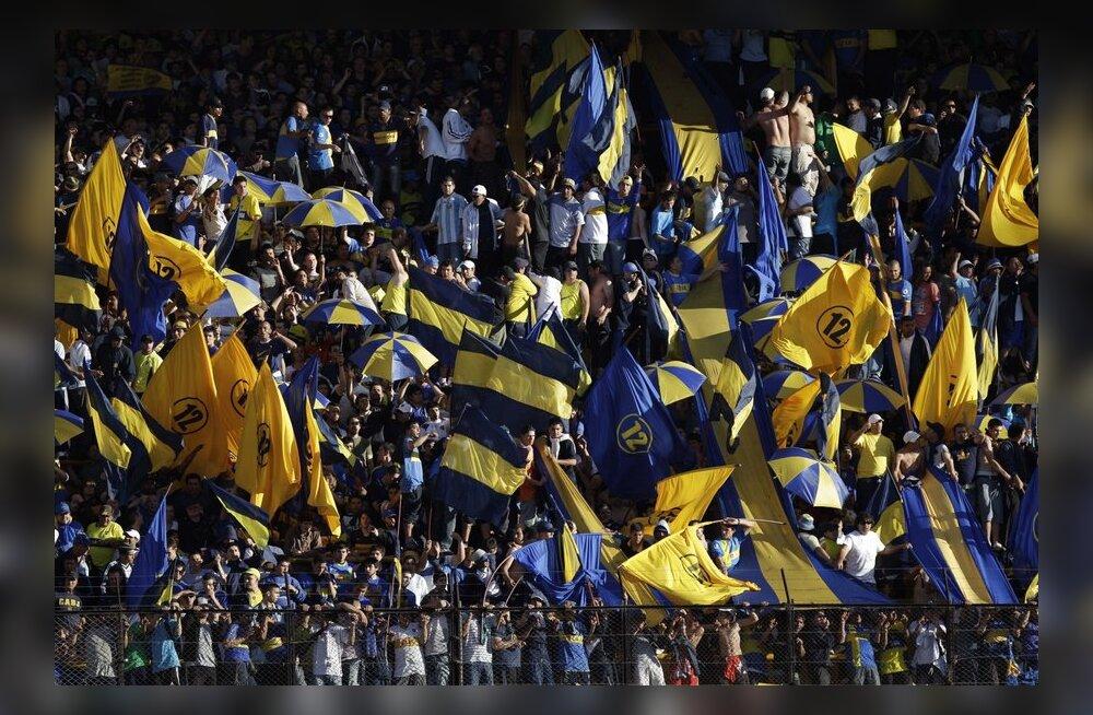 Lõuna-Ameerika suuremate liigade tiitlivõitjad peaaegu selged
