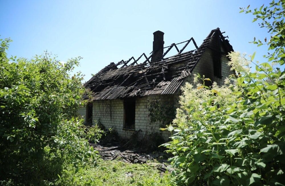 Kükitaja külas mõrvatud 16-aastane poiss oli enne põlengut veel elus