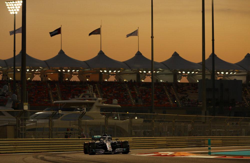 Pika põua lõpetanud Hamilton alustab hooaja viimast etappi esikohalt